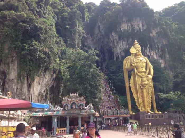 マレーシア留学中の観光