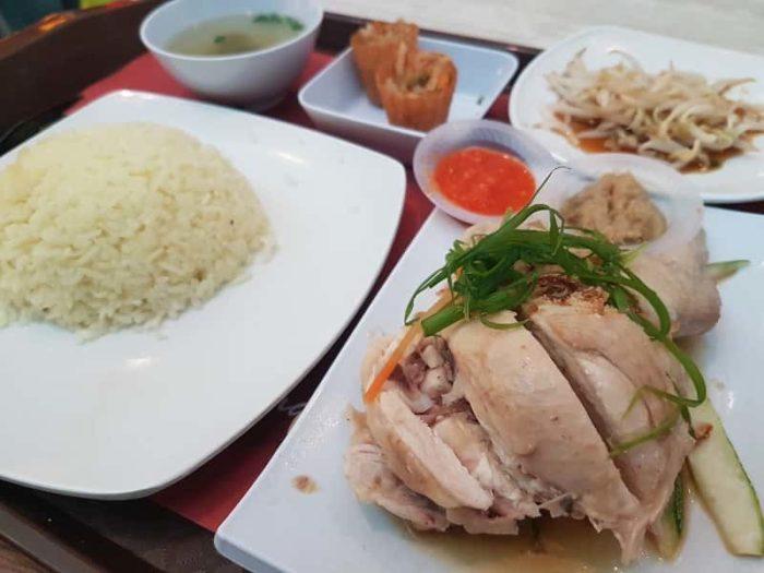 マレーシア留学の美味しい食事