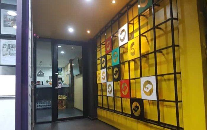 バンコク格安ドミトリー Matchbox Bangkok Hostel