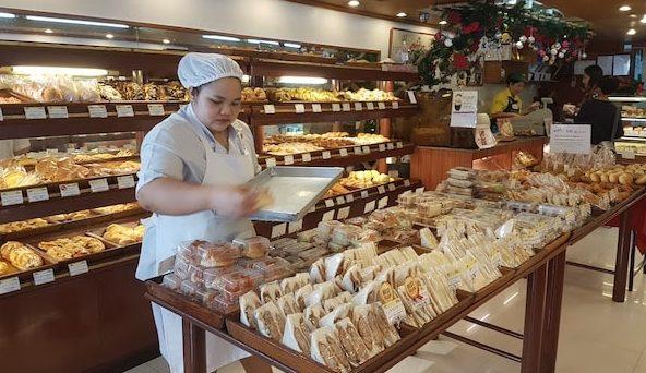 バンコクでパンを買うなら、カスタードナカムラ(パン屋)