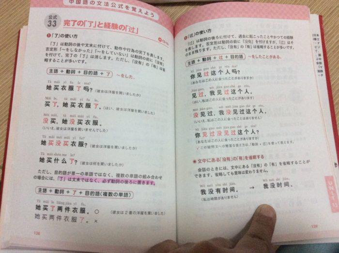 初心者おすすめ参考書 発音・文法書】新ゼロからスタート中国語