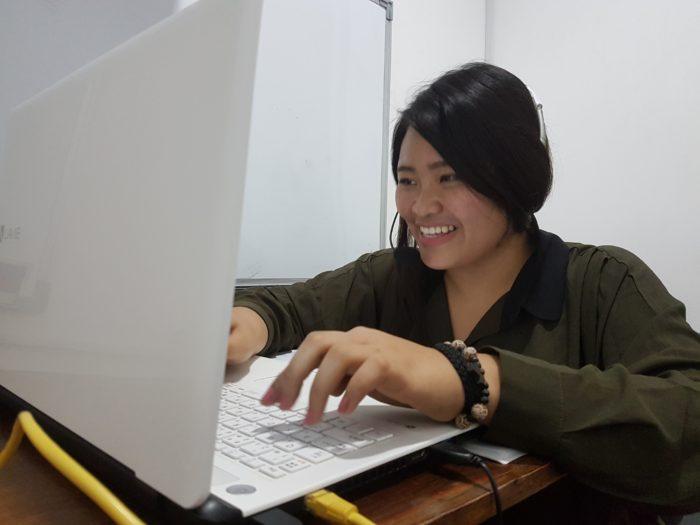 留学前に、オンライン英会話を受けるメリット