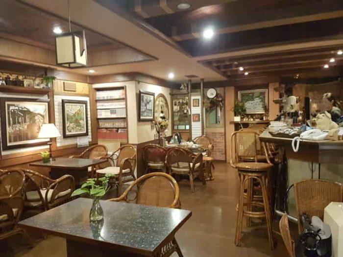 台湾のカフェで中国語メニューの読み方