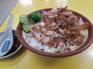 台湾の名物料理 魯肉飯(小) ルーロウファン