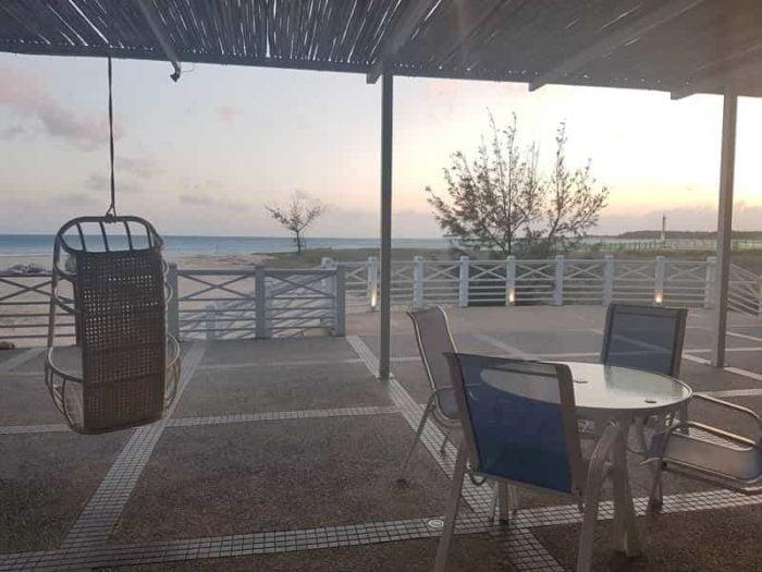澎湖島 中心から離れた、雰囲気最高のカフェ