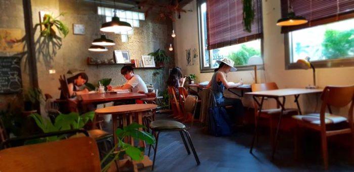 台南で、深夜まで営業のおすすめカフェ2選