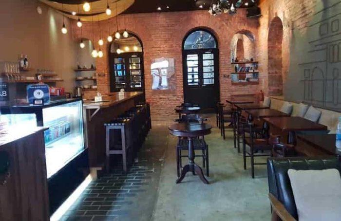 ヤンゴンのおすすめカフェ(Wifiが早い)