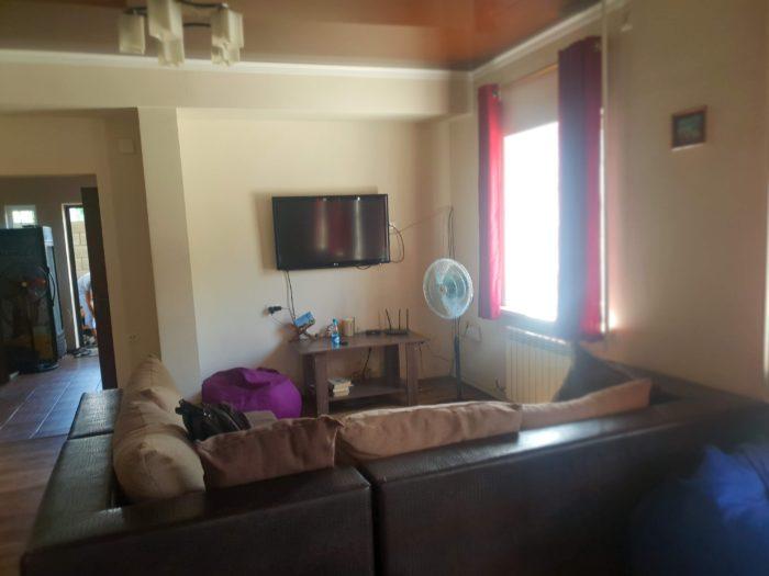 Bishkek Homestel 共用スペース