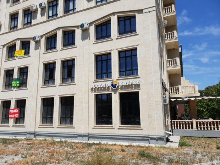 ロシア語学校 LINGUA YURTの入っているビル