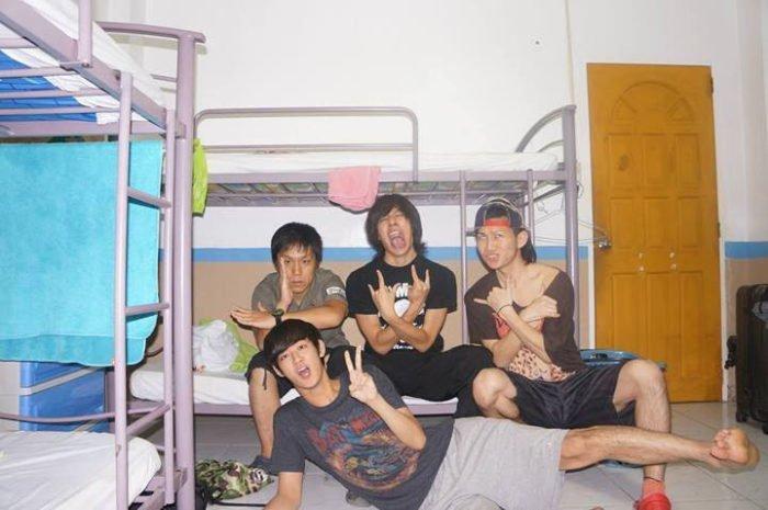 フィリピン留学中のルームメイト