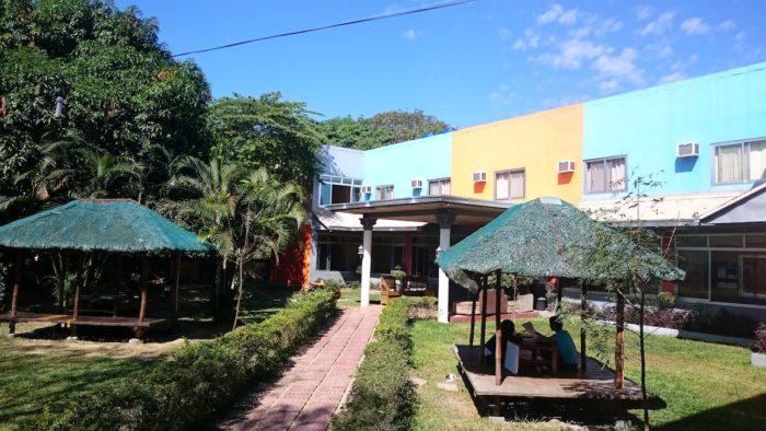 ヶ月滞在したフィリピンの語学学校 CNE1