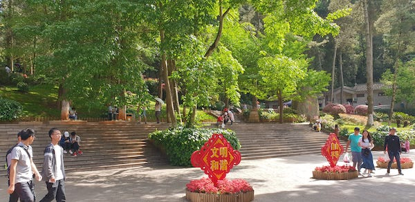 台湾留学と中国留学の違い