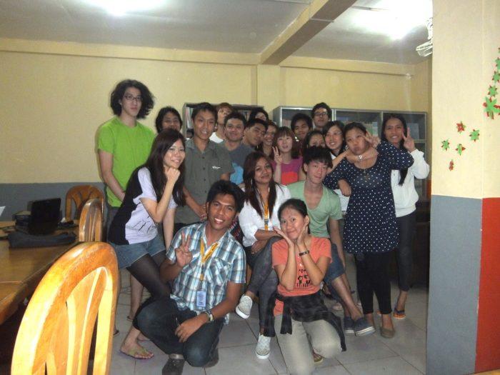 フィリピン留学 フリークラスに参加しよう