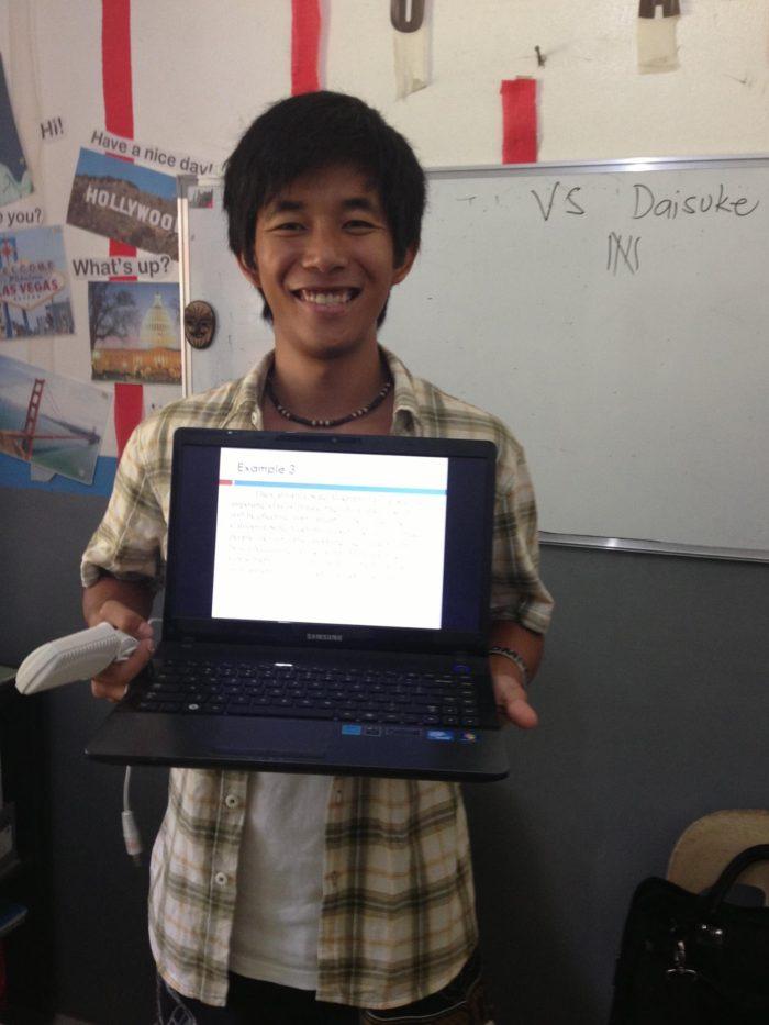 フィリピン留学 効果的な発音クラス