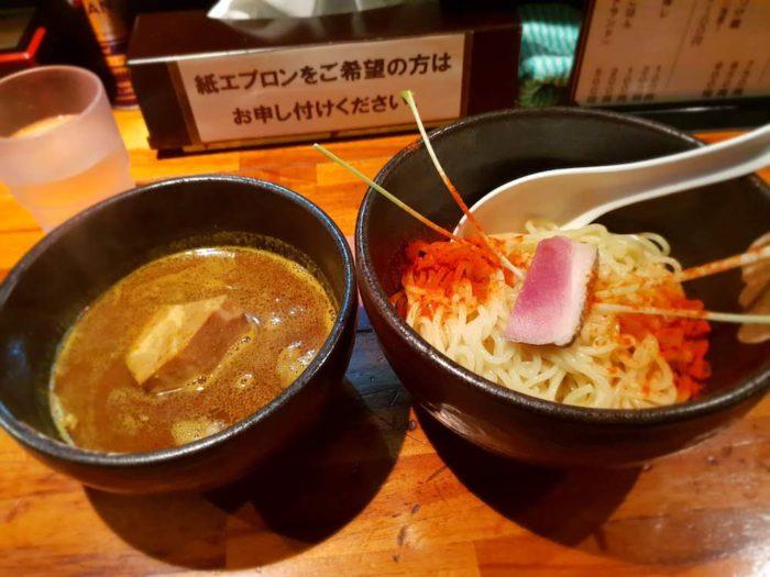 松戸 魔之巣 カレーつけ麺