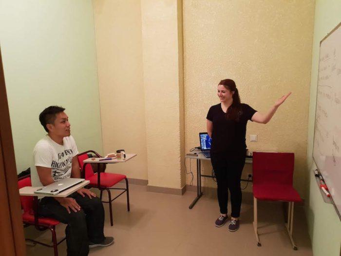 キルギスタン留学