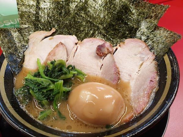 王道家のチャーシュー麺