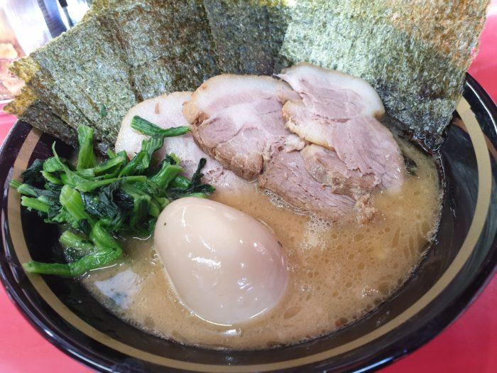 ラーメン宗八 チャーシュー麺