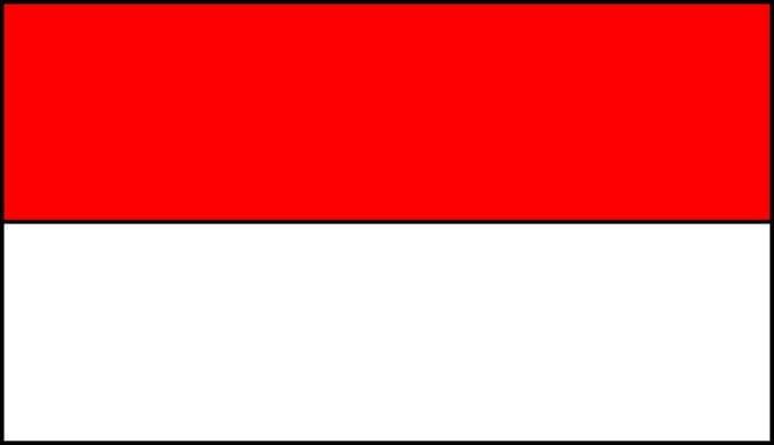 インドネシア 国旗 インドネシア語 旅行基本フレーズ
