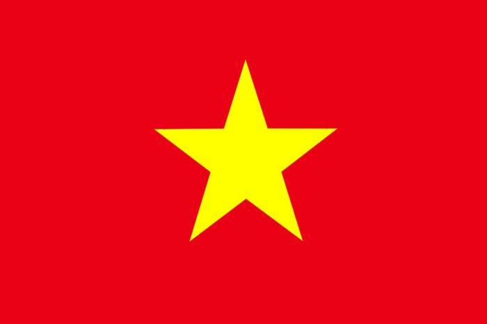 ベトナム 国旗 旅行基本フレーズ
