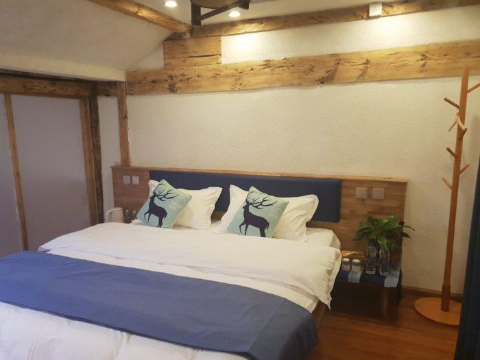 束河古墳のホテル