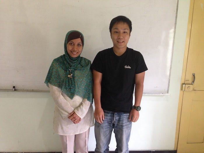 インドネシアで英語留学