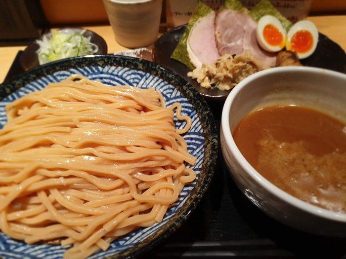 【亀有 つけ麺 道】特製 つけ麺