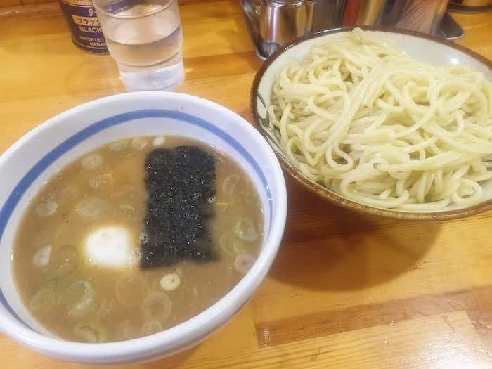 綾瀬大勝軒 つけ麺