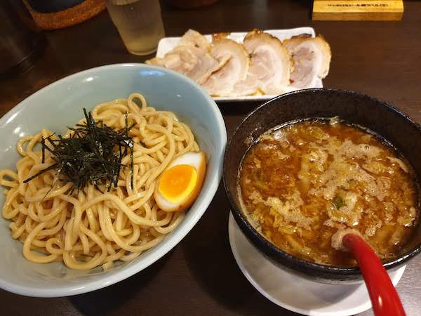 【東京綾瀬の美味しいつけ麺】らーめん 太閤