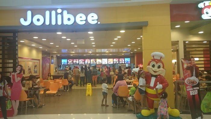 フィリピンの国民的ファーストフード ジョリビー