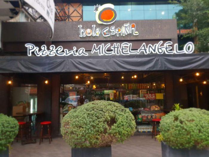セブで一番おいしい イタリア料理レストラン Michelangelo(ミケランジェロ)