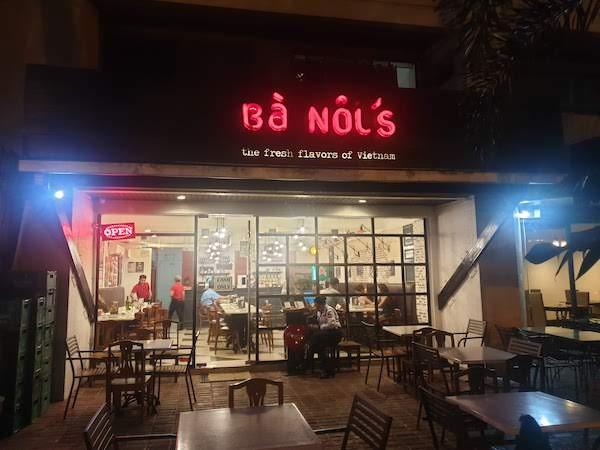 Ba Noi's マカティで一番美味しいベトナム料理レストラン