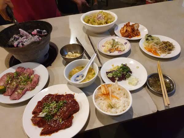 セブ Iki drum yakiniku restaurant 最高に美味しい