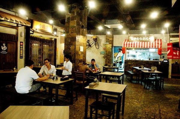 フィリピンで一番おいしいラーメン屋 三ツ矢堂製麺