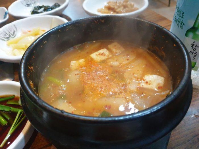 Single Bungle アンヘレス 最高の韓国料理レストランの絶品スープ