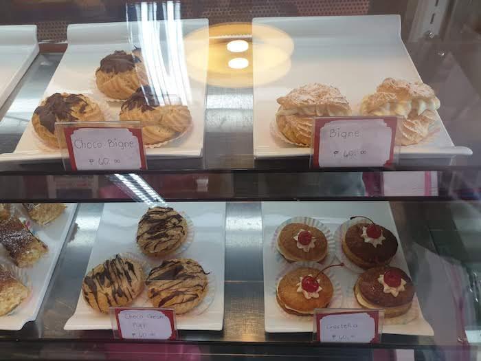 アンヘレスで一番美味しいデザート