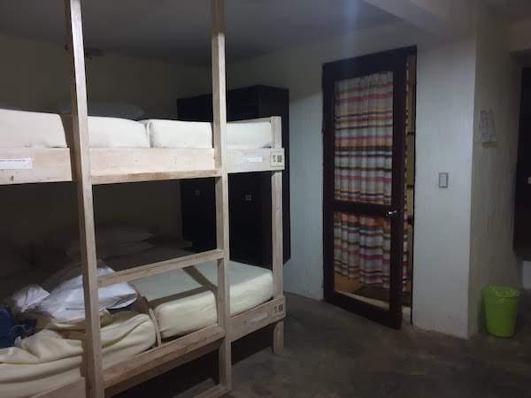 ボラカイ島 The Lazy Dog Bed & Breakfast ベッドルーム