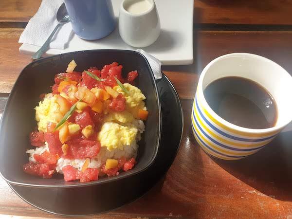ボラカイ島 The Lazy Dog Bed & Breakfast 選べる朝食