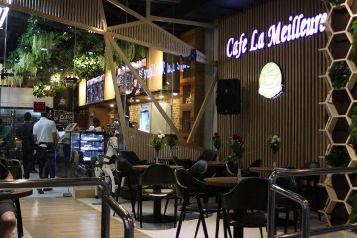 アンヘレス ウオーキングストリートで一番おすすめのカフェ