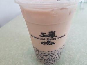 珍珠奶茶 読み方(台湾 屋台)