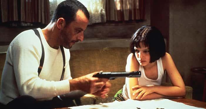 殺し屋と少女の禁断の物語!傑作「レオン」