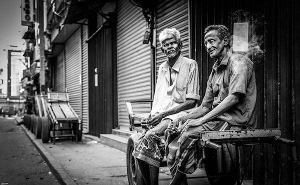 スリランカ(シンハラ語)便利な旅行フレーズ