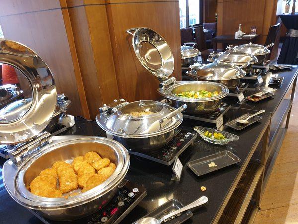 City Garden Hotel Makati 豪華な朝食