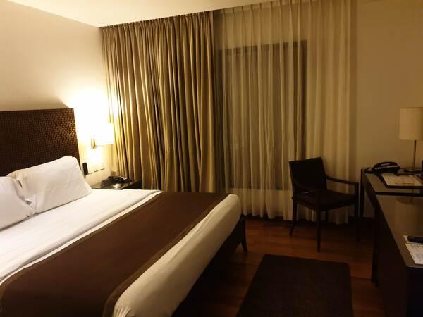 City Garden Grand Hotel ベッドルーム