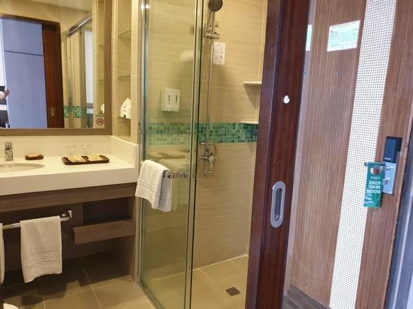Maayo hotel(マーヨホテル) シャワールーム