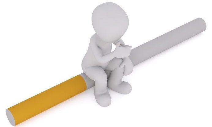 禁煙に失敗した時のリカバリー方法