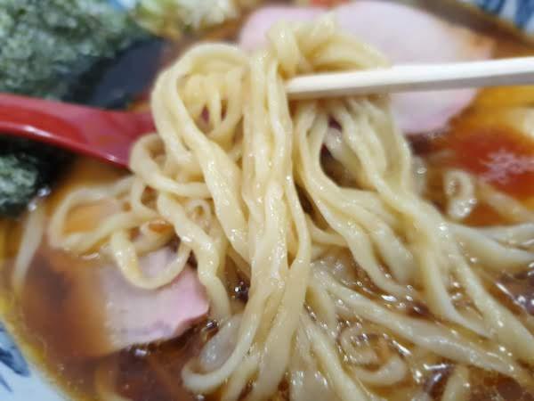 松戸市 とら食堂 麺
