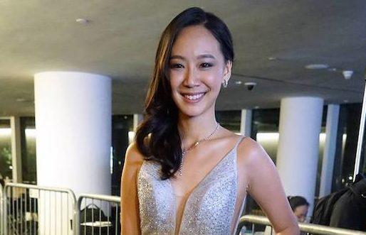 シンガポール美人ランキング Julie Tan(ジュリー タン)
