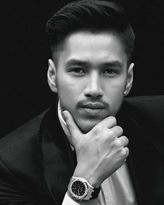 ミャンマー イケメンランキング Aung Ye Lin(アウン イェ リン)