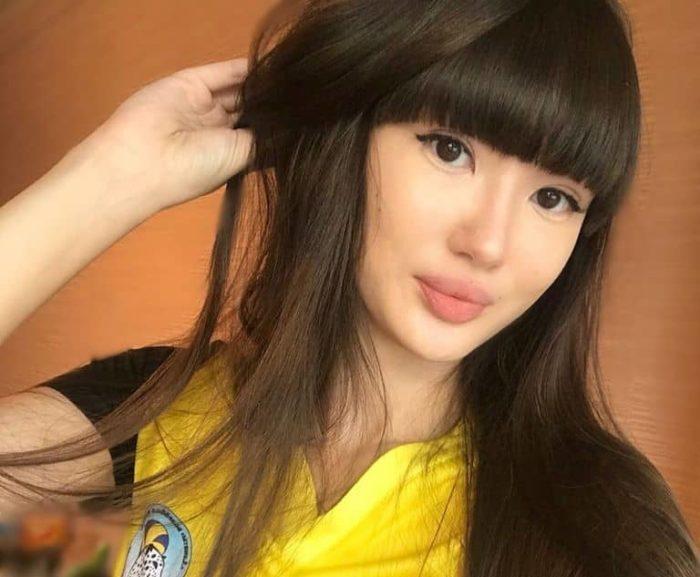 カザフスタン美女ランキング Sabina Altynbekova サビーナ・アルシンベコバ